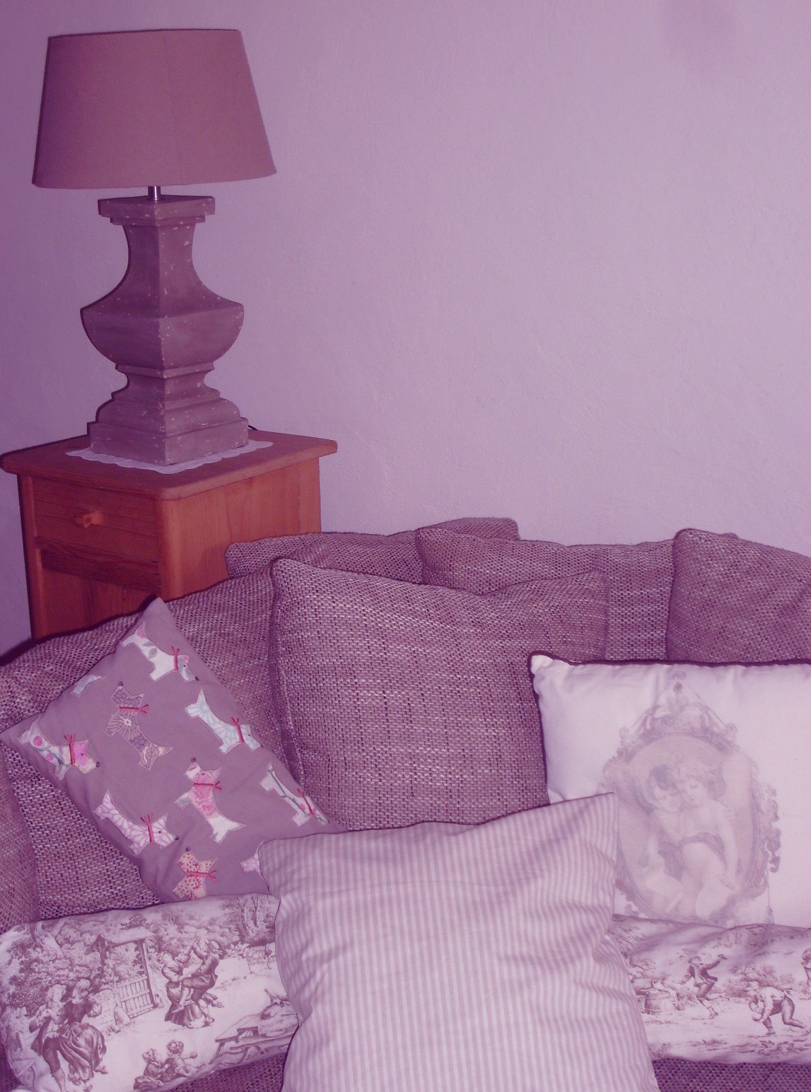 shabby chic co kissen decken co unverzichtbare. Black Bedroom Furniture Sets. Home Design Ideas