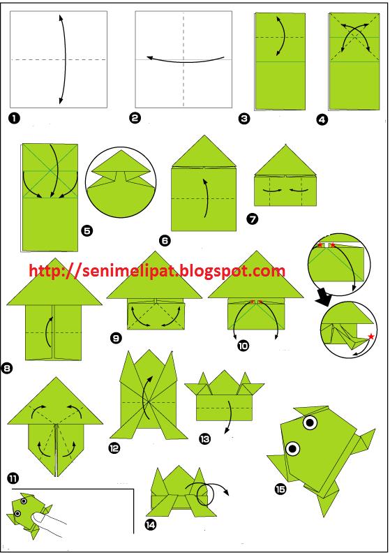 Как сделать из бумаги цветок гадалку