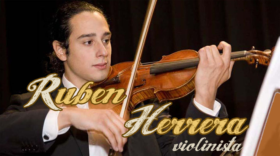 RUBEN       HERRERA    violinista