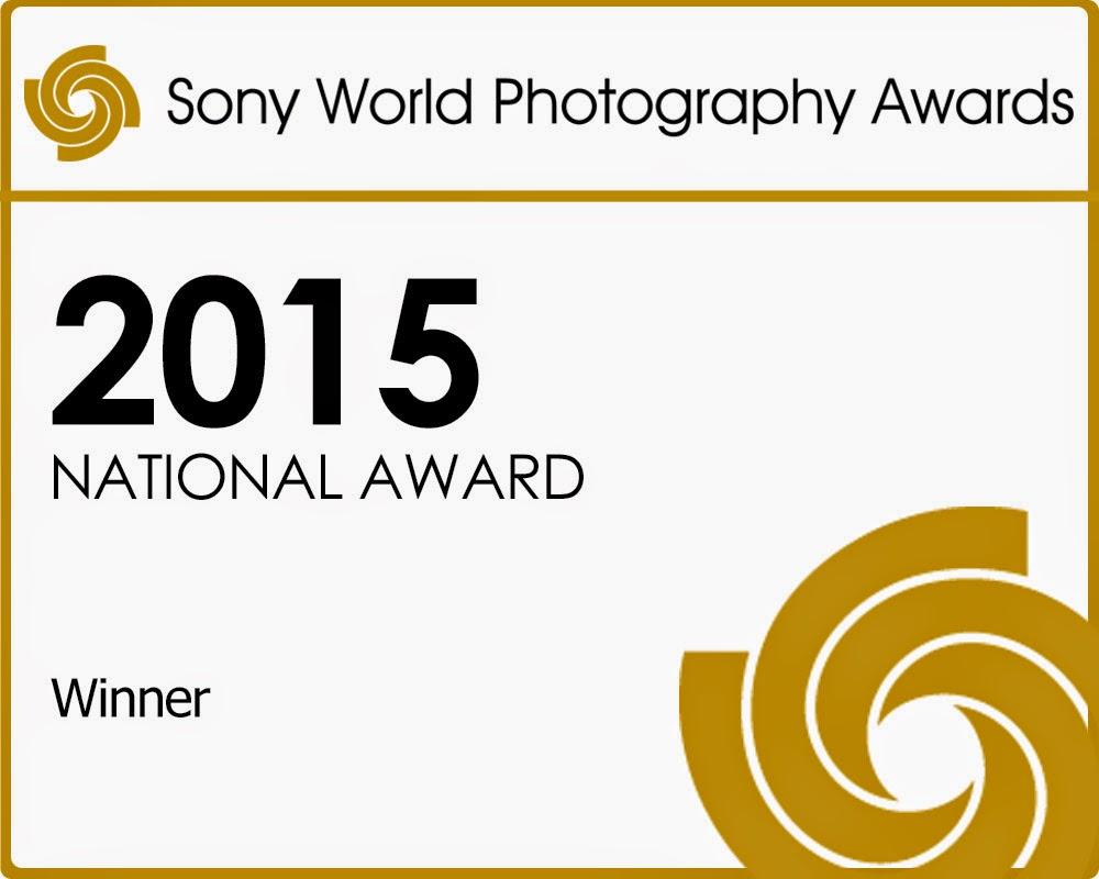 Sony Worldphoto National award