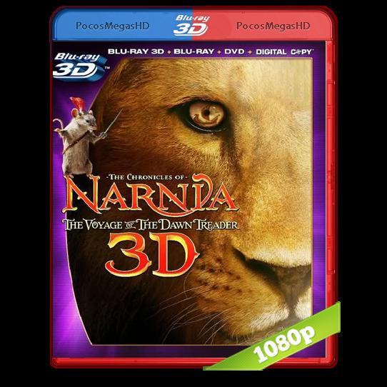 Las crónicas de Narnia: La travesía del viajero del alba (2010) 3D SBS BRRip 1080p Audio Dual Latino/Ingles 5.1
