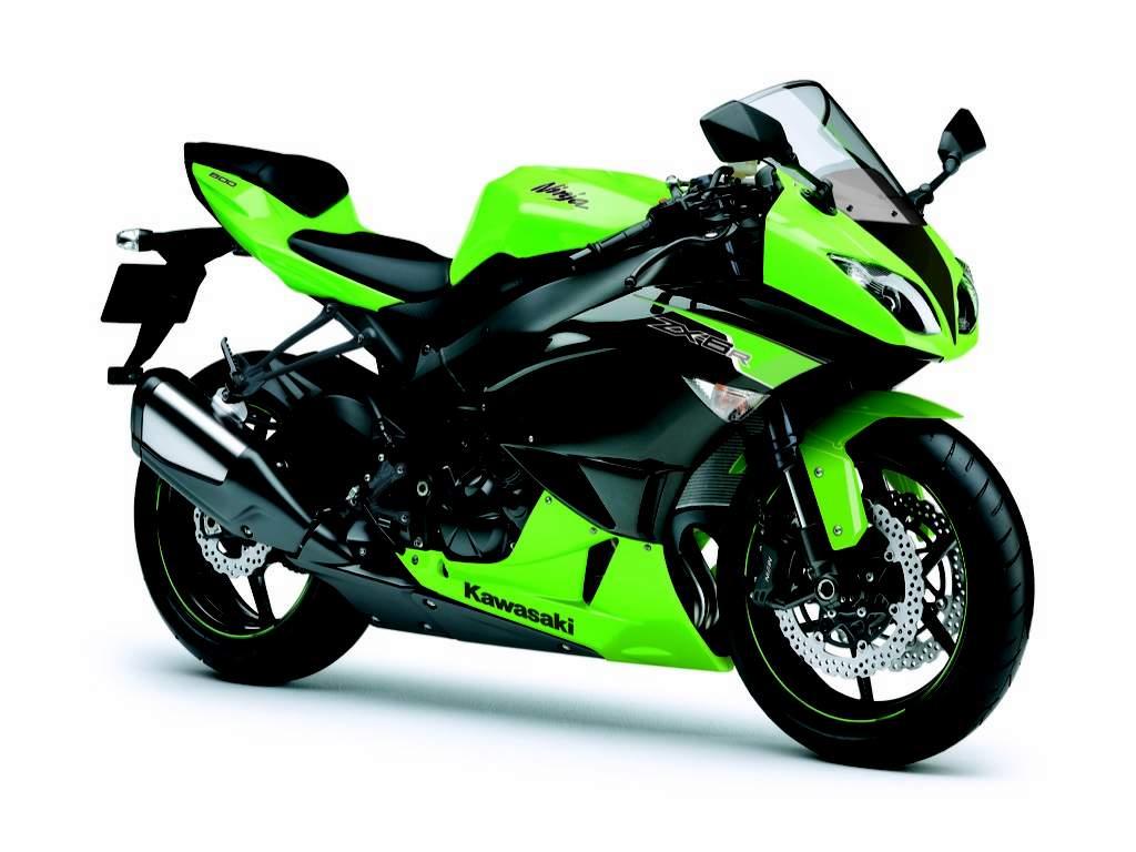Info Harga Motor Kawasaki Terbaru