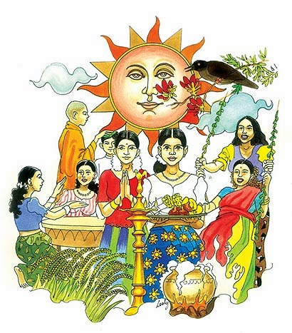 wish you all a prosperous sinhala and tamil new year