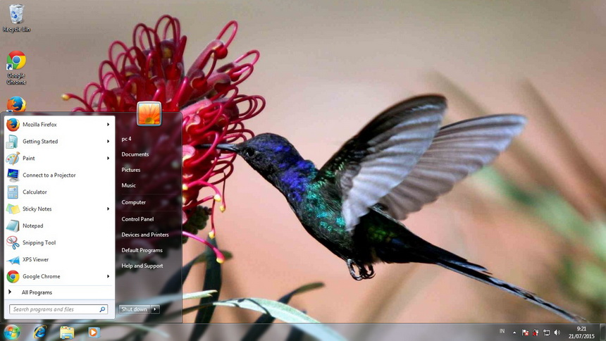 Beautiful birds theme for windows 7 8 and 8 1 save themes for Window 07 themes