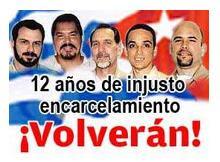 Os cinco cubanos