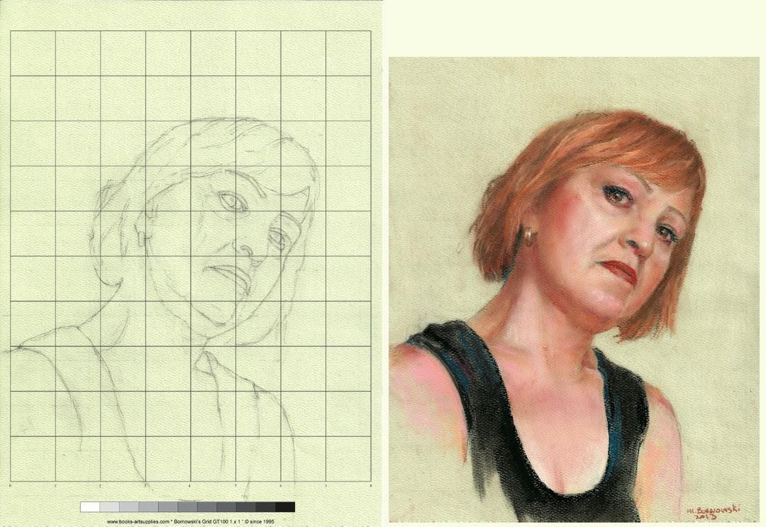 Artists Grid Method Mark Bornowski