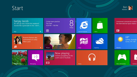 Jadwal Rilis Sistem Operasi Windows 8