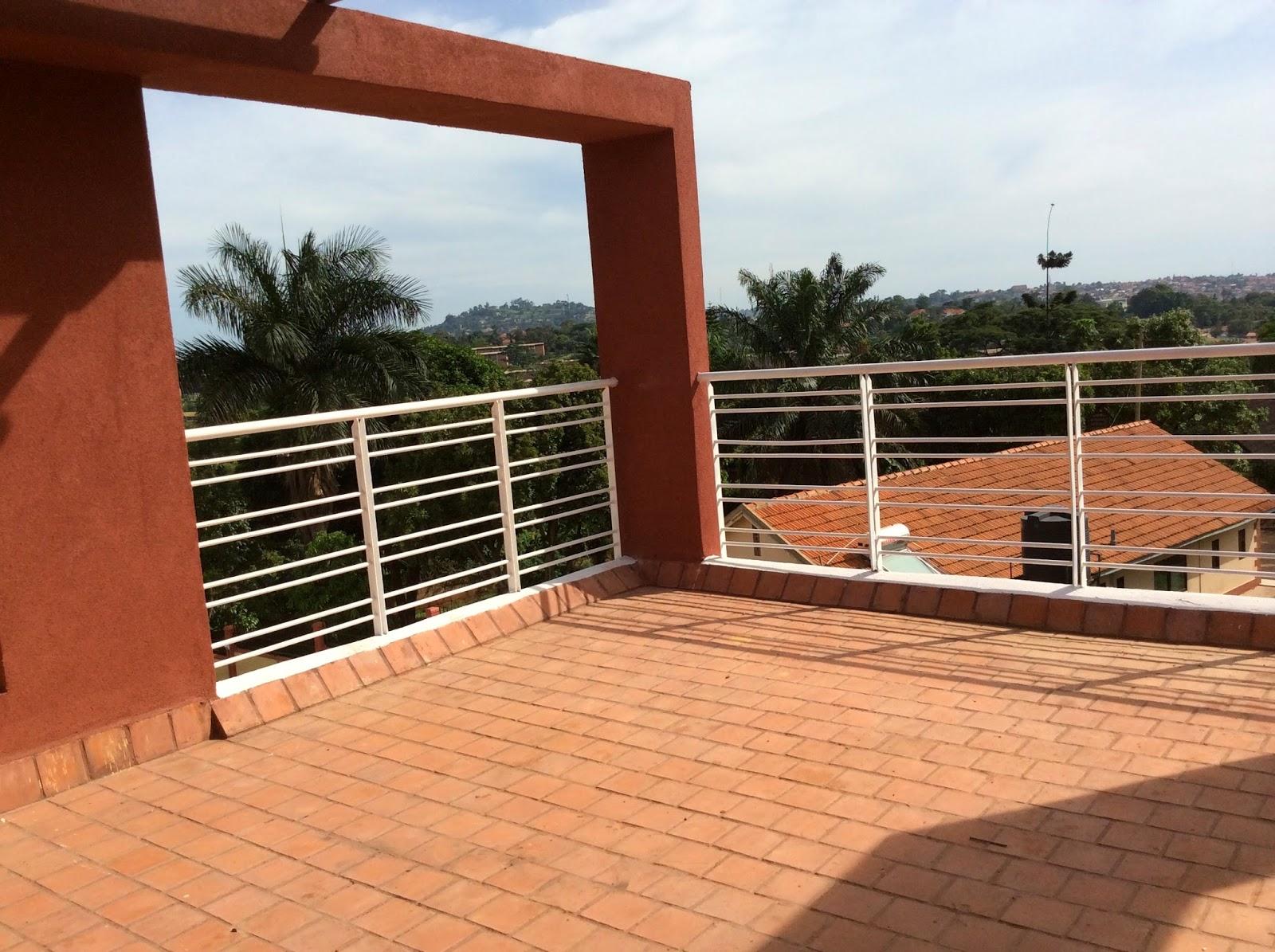 Newly built townhouses for rent mbuya kampala uganda