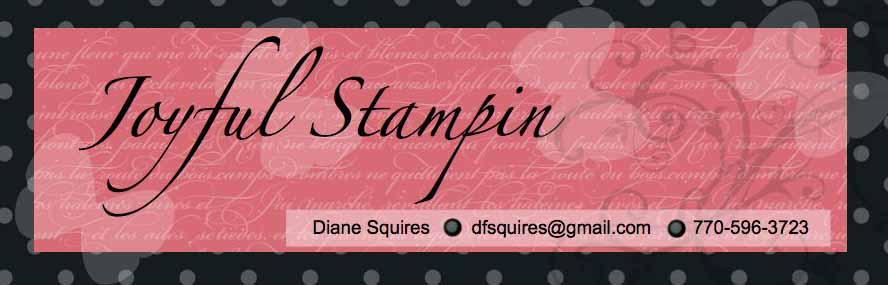 Joyful Stampin