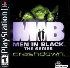 Free Download Games  Men in Black The Series Crashdown ps1 iso Untuk Komputer Full Version ZGASPC