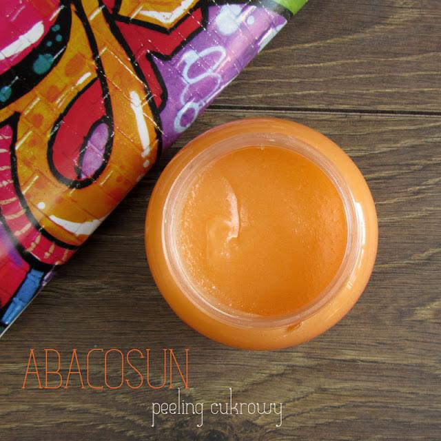 Brazil Spa / peeling cukrowy Abacosun