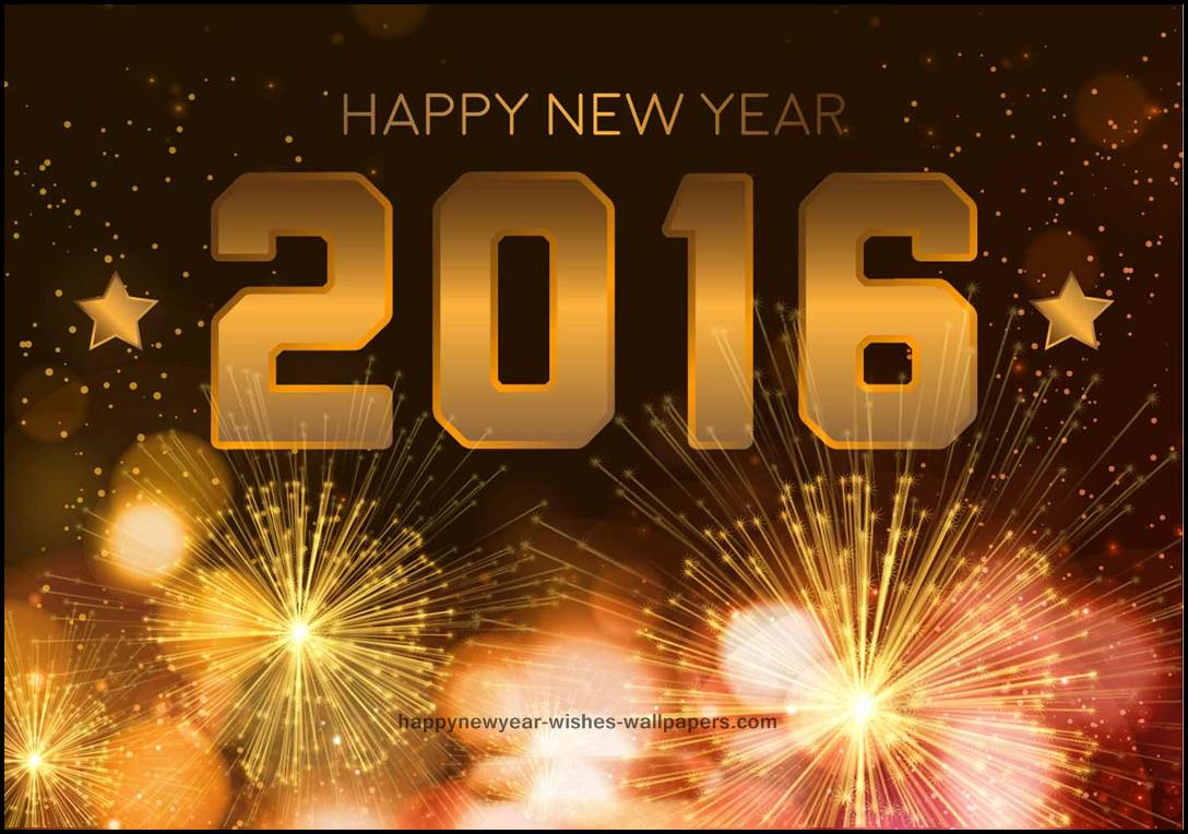 New Year 2016 Wallpapers Wishes Happy New Year Wishes Wallpapers 2016