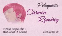 Peluquería Carmen Ramírez
