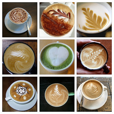 New coffee art wallpapers - coffee lovers