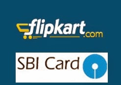 Flipkart Mega Discount Offers for SBI Credit Cards