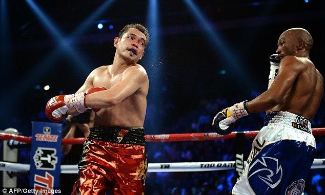 Nonito Donaire, boxing, Vetyeka