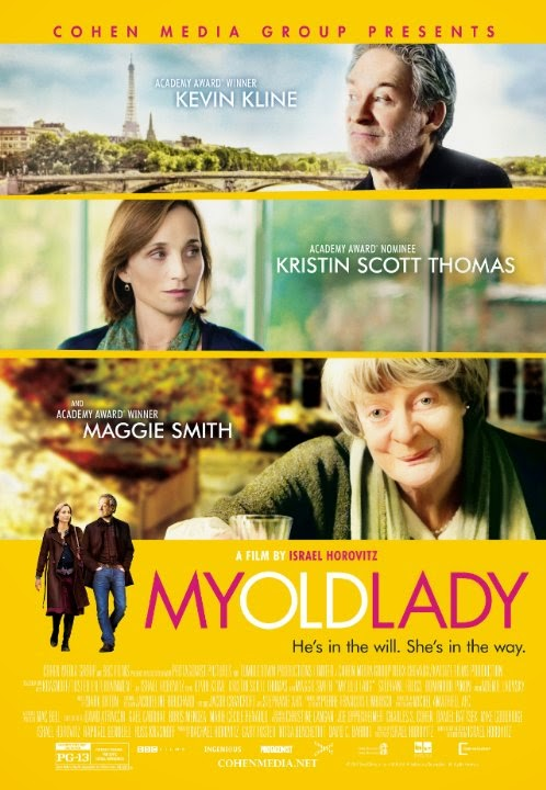 My Old Lady (2014) BRRip tainies online oipeirates