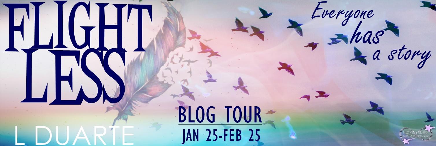 Flightless Blog Tour Giveaway