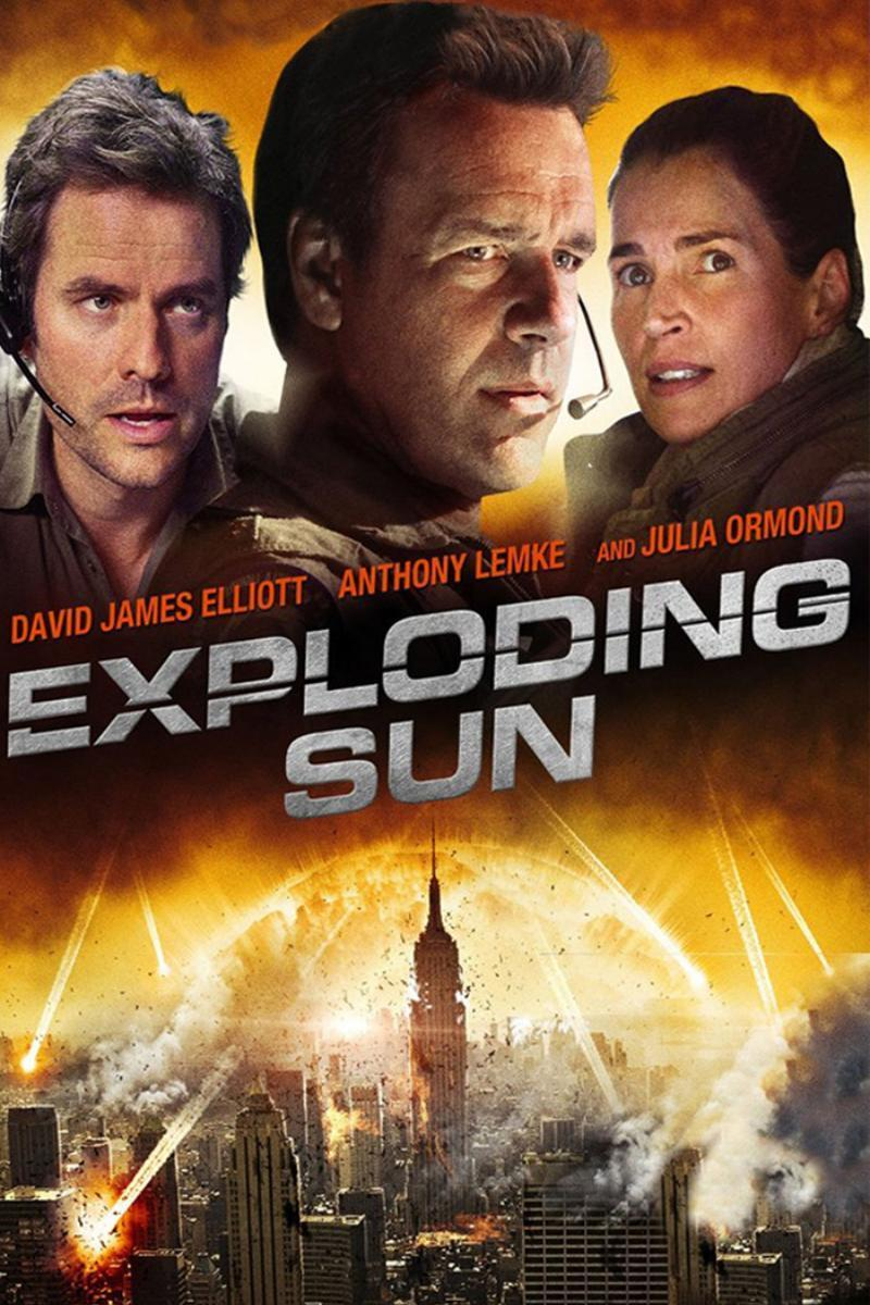 Tempestade Solar – Dublado (2013)