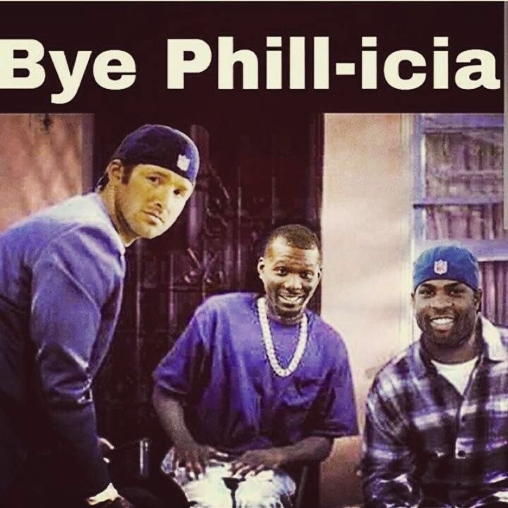 Bye Phill-icia