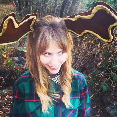 wildlife, antlers, moose, deer, Christmas, Fashion, plaid, redwoods, Trishawna