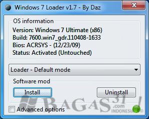 download windows loader for windows 7 ultimate 32 bit