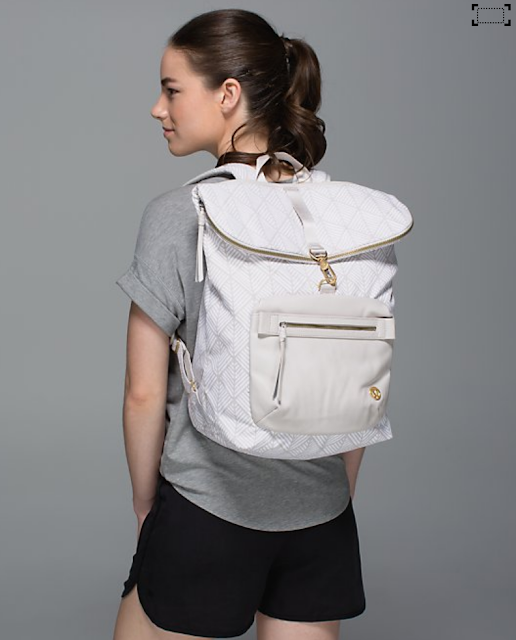 lululemon kickin' it backpack