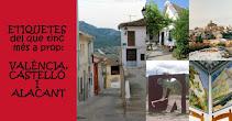 BUSCA AL BLOG: CURRÍCULUM VIATGER, EL QUE TINC MÉS A PROP, ( València,Castelló i Alacant)