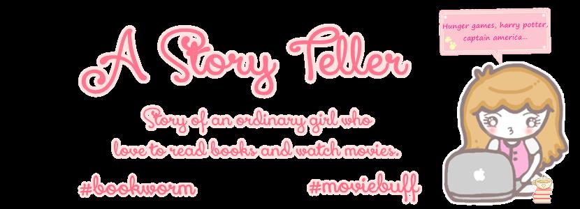 ! A Story Teller !