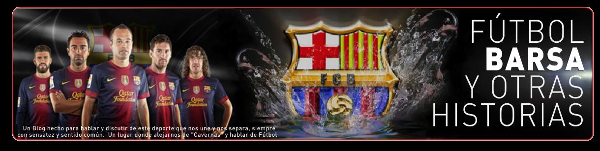 Fútbol Barsa y Otras Historias