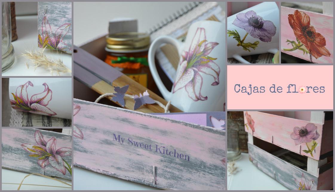 Es verdad que usar servilletas para decorar madera o - Decorar cajas de fruta de madera ...