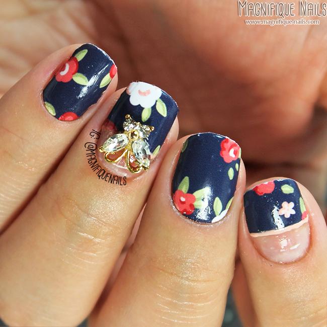 Country Nails: : Appliq Nail Art Wrap