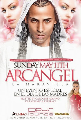 Arcangel - Opus Lounge - May 11, 2014