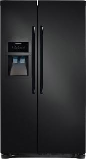 electrolux black side by 226 cubic ft black frigidaire electrolux r