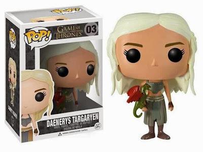 Cabezón Daenerys Targaryen Juego de Tronos