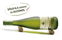 VINOS SIN ALCOHOL NATUREO