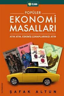 Popüler ekonomi masalları kitap kapağı