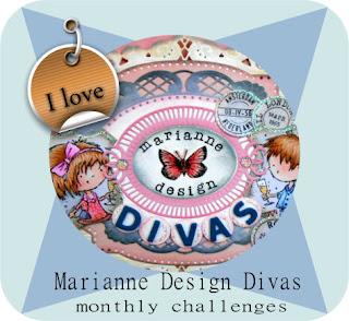 Marianne's Design Divas Blogspot