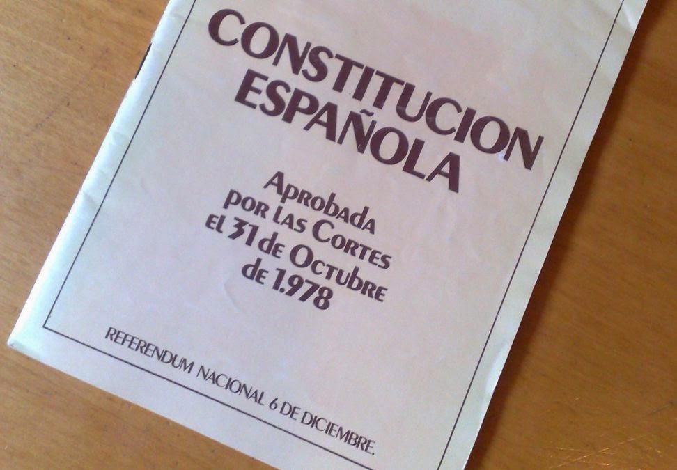 Principios administrativos en la Constitucion