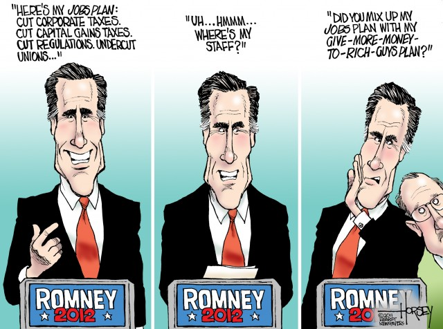 romney is so easy