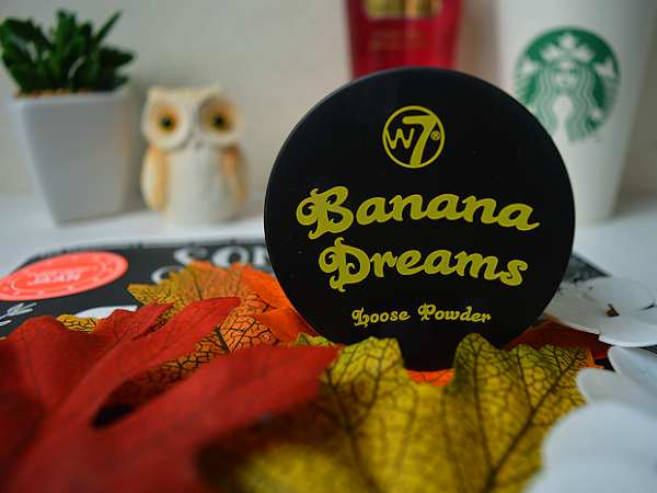 W7 banana dreams - Review