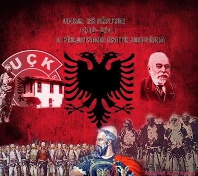 Festa dell'Albania - 28 novembre festa dell'indipendenza