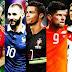 Confira as 24 Seleções participantes da Euro 2016