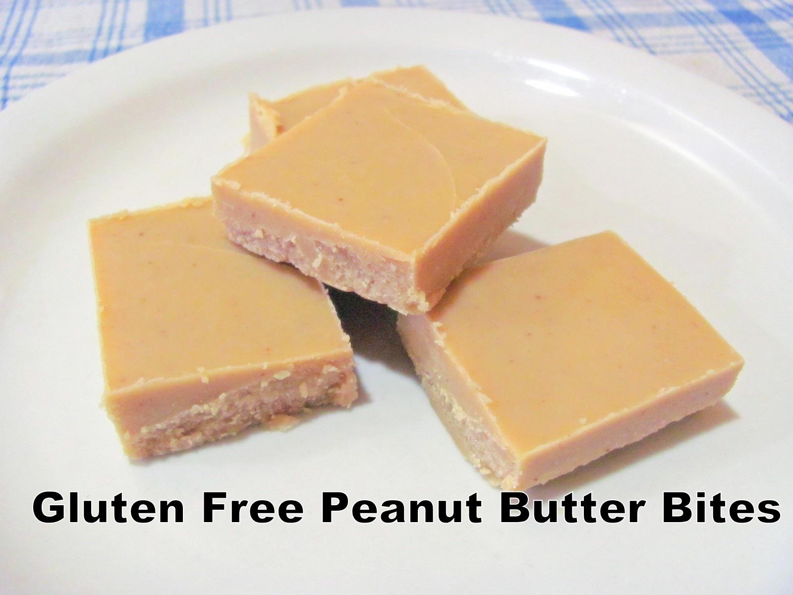 Peanut Butter Bites | Nourishing Minimalism