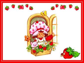 #6 Strawberry Shortcake Wallpaper