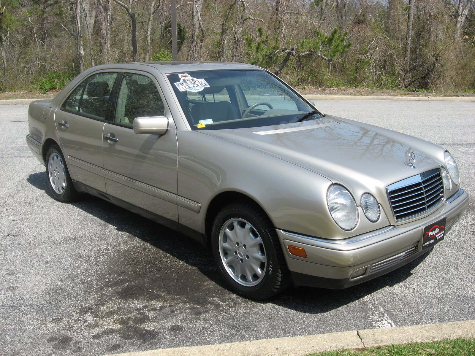 pumpkin fine cars and exotics 1998 mercedes benz e320