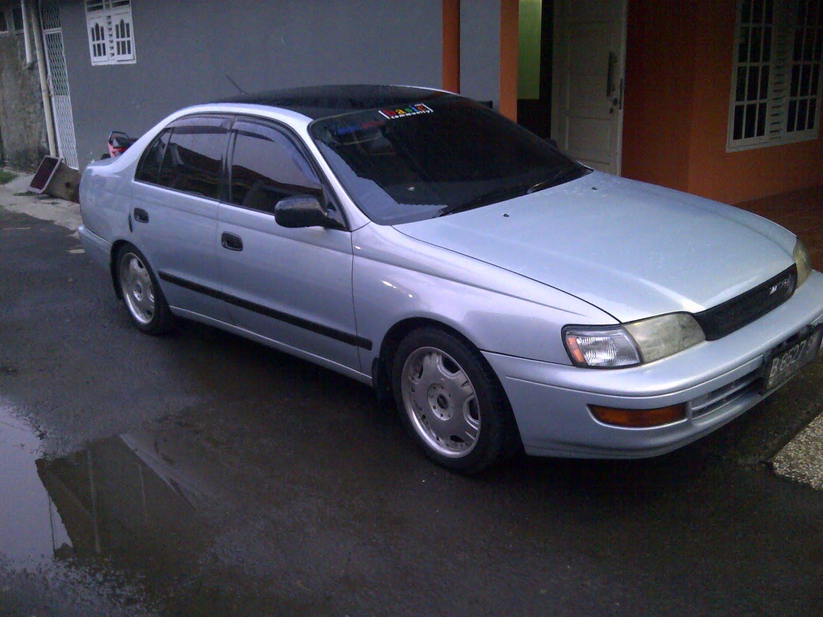 Modifikasi Mobil Toyota Corona