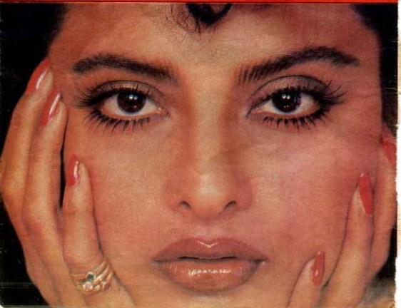 Rekha close ups of rekha 39 s beautiful face - Diva futura porno star ...