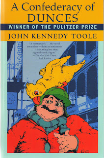 Funny Book for next themed read  A Confederacy of Dunces