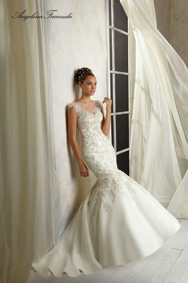 Grandiosos vestidos de novia